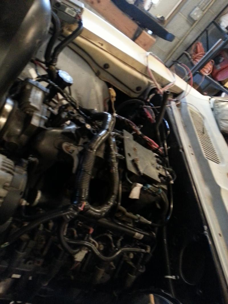 Diberts Electronix Inc What We Do Replacement Auto Wiring Harness Electrical Problems With Your Car Replacing Upgrading The Motor In Truck Can Build And Test A Custom For You Shown 1968 Camaro Updated